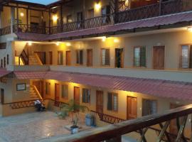 Hotel Mediterraneo, Canoa