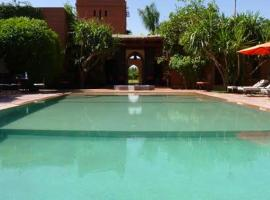La Villa Kacy, Marrakech