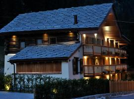 Historic Apartments Loo Bach, Gressoney-Saint-Jean