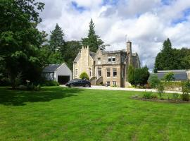 Rutherford House, West Linton