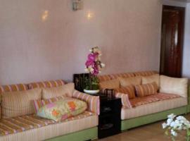 Appartement de vacances à skhirat, الصخيرات