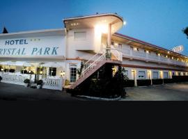 Hotel Crystal Park, Винарос