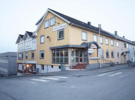City Hotel Bodø, Budė