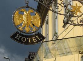 Hotel Goldener Adler, Βαμβέργη