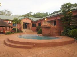 Cross Road Lodge Chipata, Masupe