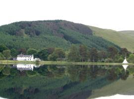 Loch View Caravan, Chapelhope