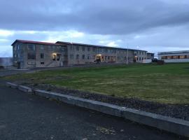 Hotel Reykjanes, Reykjanes Westfjords