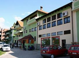 MM Narcis Hotel, Vlasina Rid