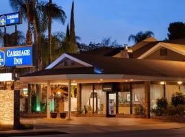 Best Western PLUS Carriage Inn, Sherman Oaks