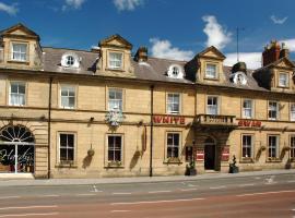 White Swan Hotel, Alnwick