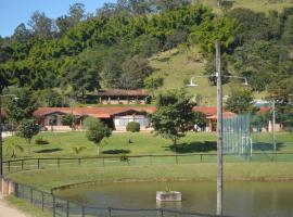 Bougainville Hotel Fazenda, Amparo