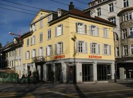 Kränzlin Hotel, St. Gallen