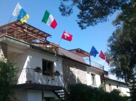 Casa Furrer, Tirrenia