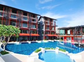 Red Ginger Chic Resort, Ao Nang Beach