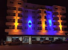 Bayrakci Otel, Karaman