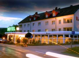 Center Hotel Rossau, Rossau
