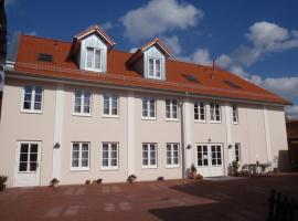 Hotel Bramstedter Wappen, Бад-Брамштедт