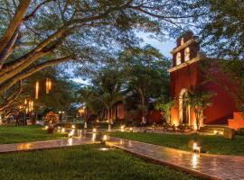 Hacienda Santa Cruz Merida, Mérida