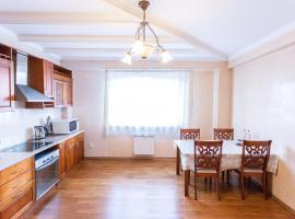 Apartment on Zhazylbeka, Almaty