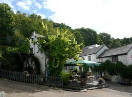 Crumplehorn Inn and Mill, Polperro