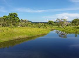 La Penal Camping y Amazonia, Mera