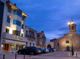Hotel Restaurante La Peseta, Astorga