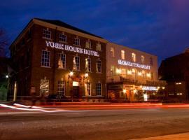 York House Hotel, Wakefield