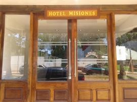 Nuevo Hotel Misiones, Puerto Iguazú