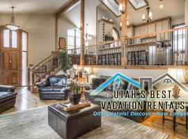 Cottonwood Vacation Homes by Utah's Best Vacation Rentals, Cottonwood Heights
