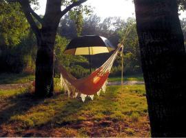 Camping Bellerive, Montfrin