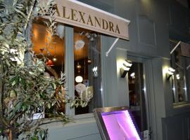 Hotel Alexandra, Levallois-Perret