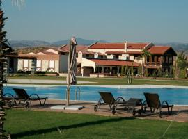 Konvoy Hotel & The Country Club, Seferihisar