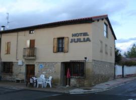 Hotel Julia, Rivabellosa
