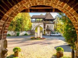 Drevny Grad Park-hotel, Lviv