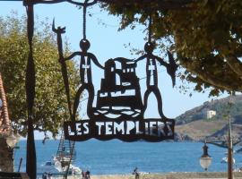 Hôtel des Templiers, Collioure