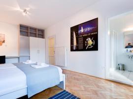 Apartment Slovenska Street, Ljubljana