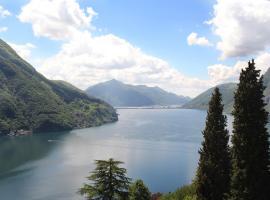 Villa Meraviglia, Lugano