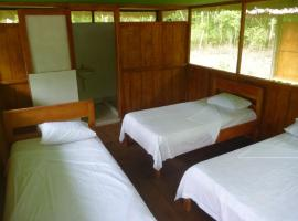 Lodge Albergue Amazonas, Barrio Florida