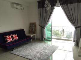 5tar Home@Austin Perdana, Johor Bahru