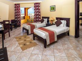 Royal Tulip Beach Resort, Port Ghalib