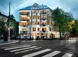 Oscar House Apartments - Bygdøy Allé 60, Oslo