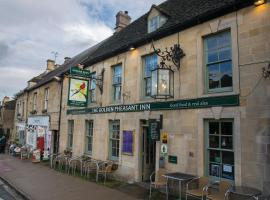 The Golden Pheasant Hotel, Burford