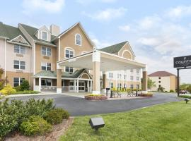 Country Suites - Burlington, Burlington