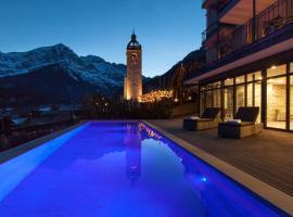 Hôtel National Resort & Spa, Champéry