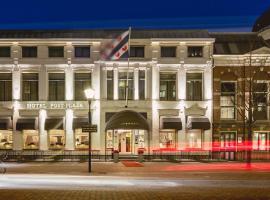Post-Plaza Hotel & Grand Café, Leeuwarden