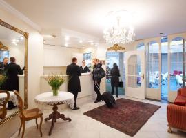 ホテル モーツァルト, ロールシャッハ