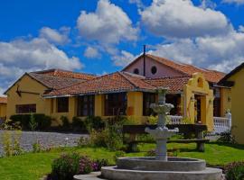 La Quinta Colorada, Hacienda Callo Mancheno