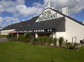 Brit Hotel Relais Du Vern, Landivisiau