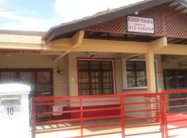 Kaseh Isaura Homestay, Kuantan
