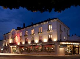 Hotel d'Angleterre, Chalons en Champagne